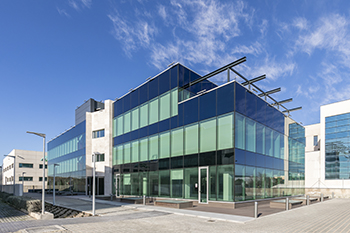 COMPLETION OF THE WORKS OF THE CHARMEX GREEN 2 OFFICE BUILDING IN GETAFE