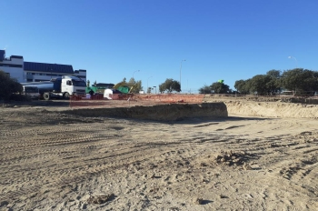 THE CONSTRUCTION OF THE ELDERLY RESIDENCE BEGINS IN BOADILLA DEL MONTE